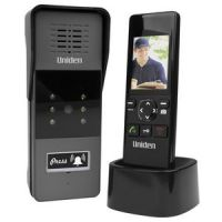 UNIDEN UWG400 HOME DIGITAL WIRELESS VIDEO INTERCOM