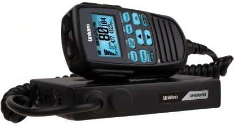 Uniden Uh8080s 80 Channel Uhf Scanner In 1 Radio Uh808